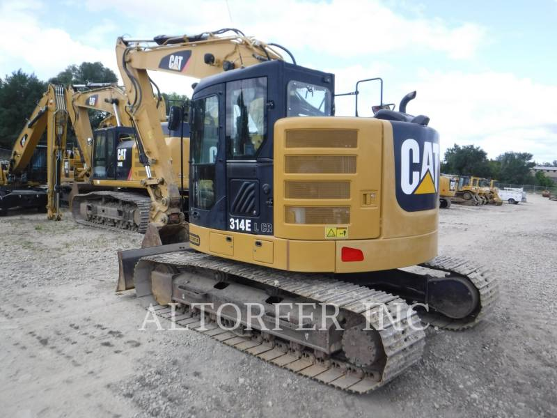 CATERPILLAR トラック油圧ショベル 314ELCR equipment  photo 5