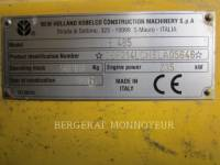 NEW HOLLAND KETTEN-HYDRAULIKBAGGER E485 equipment  photo 5