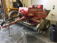 Equipment photo AGCO-MASSEY FERGUSON 1839 MATERIELS AGRICOLES POUR LE FOIN 1