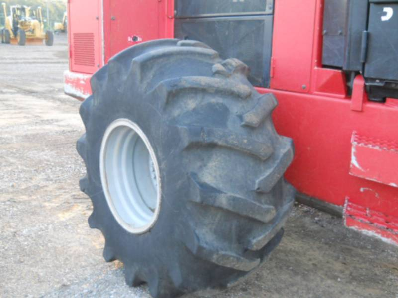 CATERPILLAR FORESTRY - FELLER BUNCHERS - WHEEL 2670C equipment  photo 11