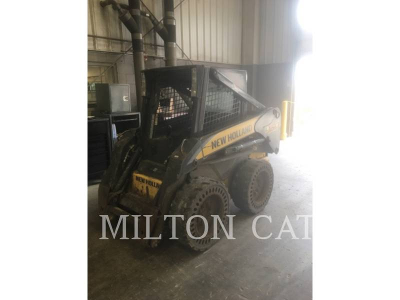 NEW HOLLAND LTD. SKID STEER LOADERS L160 equipment  photo 1