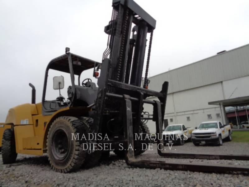 CATERPILLAR LIFT TRUCKS PODNOŚNIKI WIDŁOWE P33000D equipment  photo 5