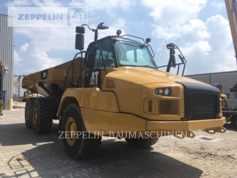 CATERPILLAR MULDENKIPPER 725C equipment  photo 3