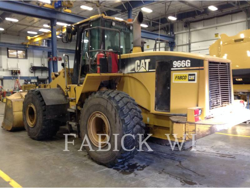 CATERPILLAR WHEEL LOADERS/INTEGRATED TOOLCARRIERS 966 G equipment  photo 3