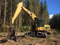 Equipment photo CATERPILLAR 325DFMGF SHOVEL / GRAAFMACHINE MIJNBOUW 1