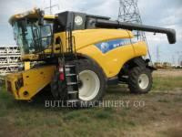 Equipment photo FORD / NEW HOLLAND CR9060 COMBINES 1