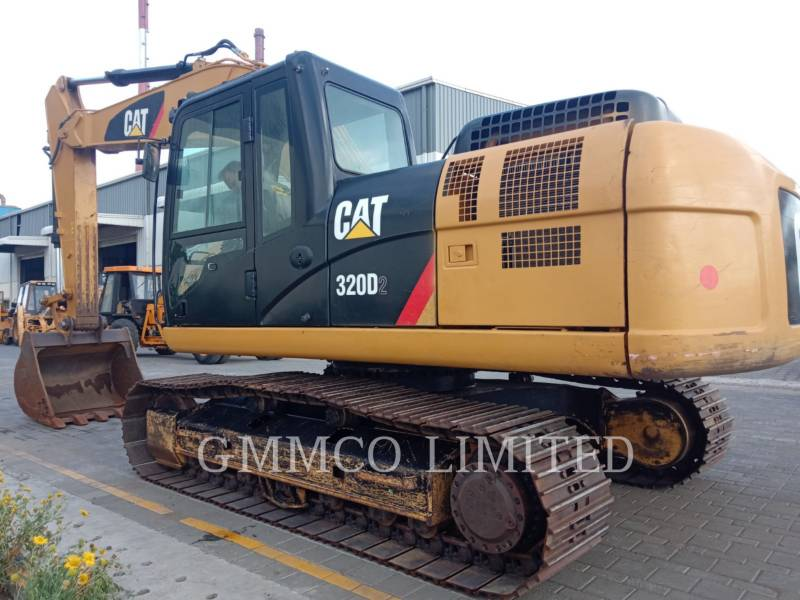 CATERPILLAR TRACK EXCAVATORS 320D2 equipment  photo 11