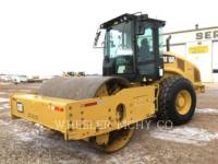 CATERPILLAR PLANO DO TAMBOR ÚNICO VIBRATÓRIO CS74B equipment  photo 1