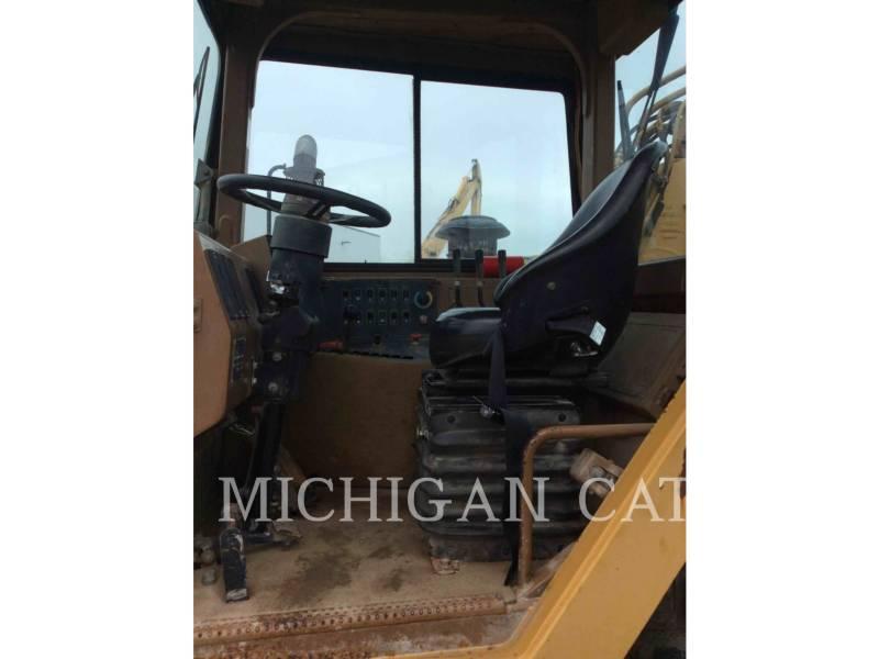 CATERPILLAR WHEEL TRACTOR SCRAPERS 615CII equipment  photo 5