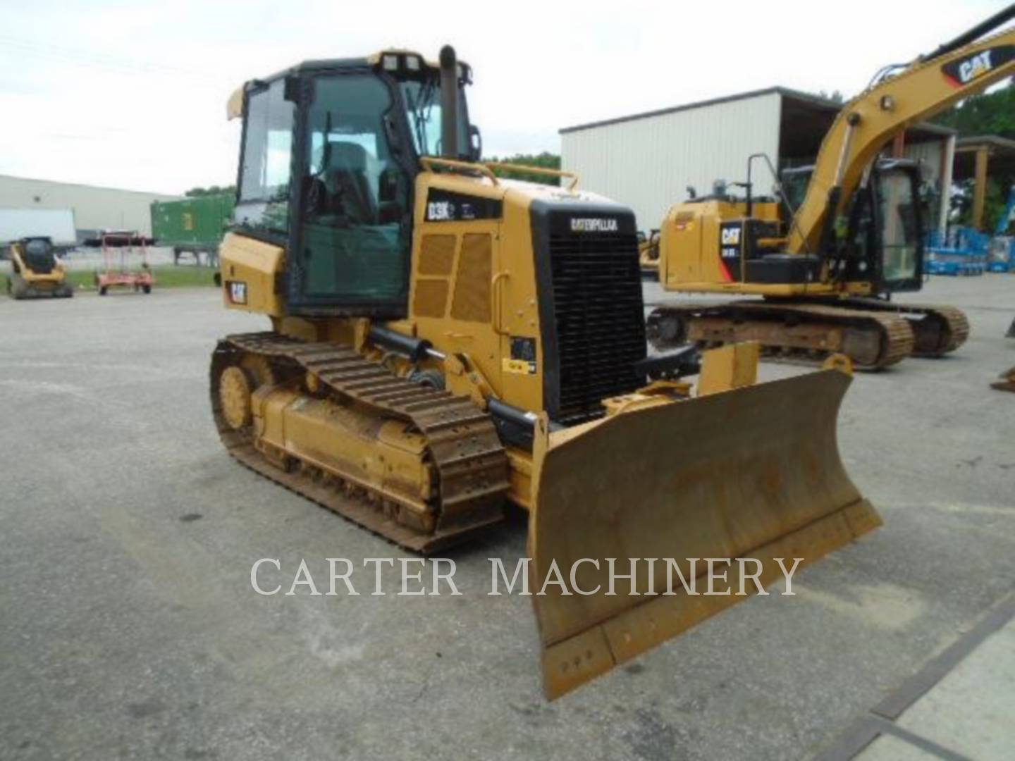 2015 CATERPILLAR D3K2XL