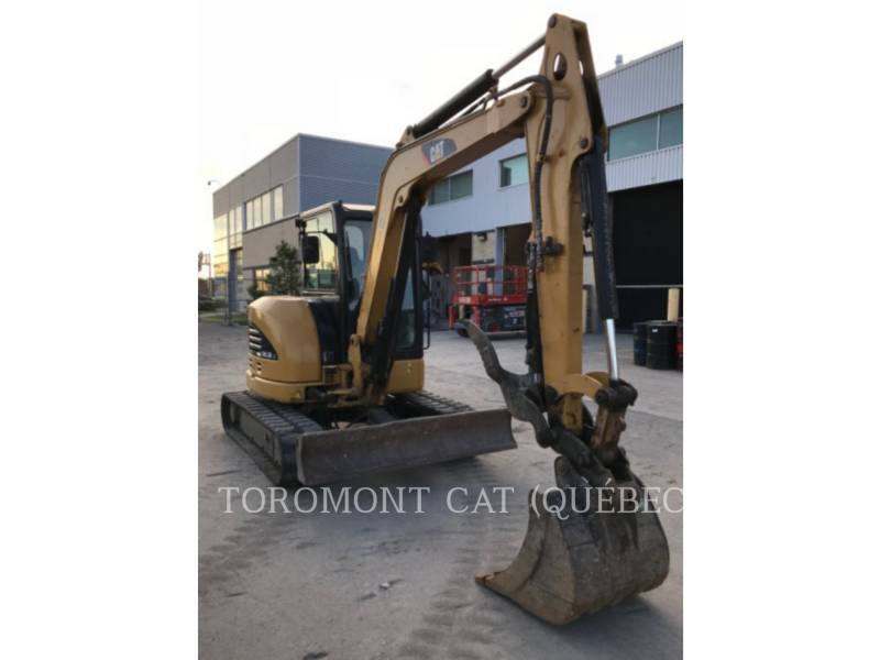 CATERPILLAR KETTEN-HYDRAULIKBAGGER 305.5DCR equipment  photo 5