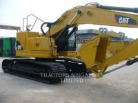 Caterpillar EXCAVATOARE PE ŞENILE 321DLCR equipment  photo 2