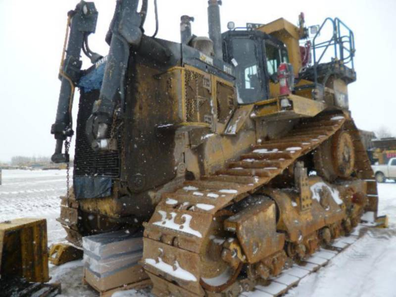 CATERPILLAR TRACK TYPE TRACTORS D11T equipment  photo 1