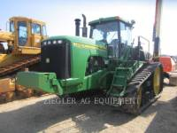 DEERE & CO. TRACTEURS AGRICOLES 9520T equipment  photo 1