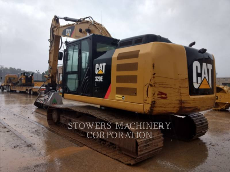 CATERPILLAR EXCAVADORAS DE CADENAS 320EL FAE equipment  photo 4