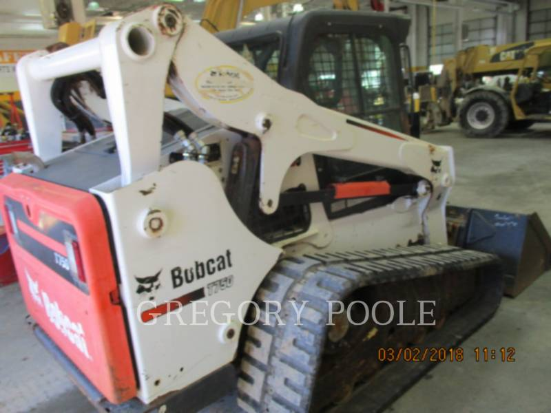 BOBCAT CHARGEURS TOUT TERRAIN T750 equipment  photo 3