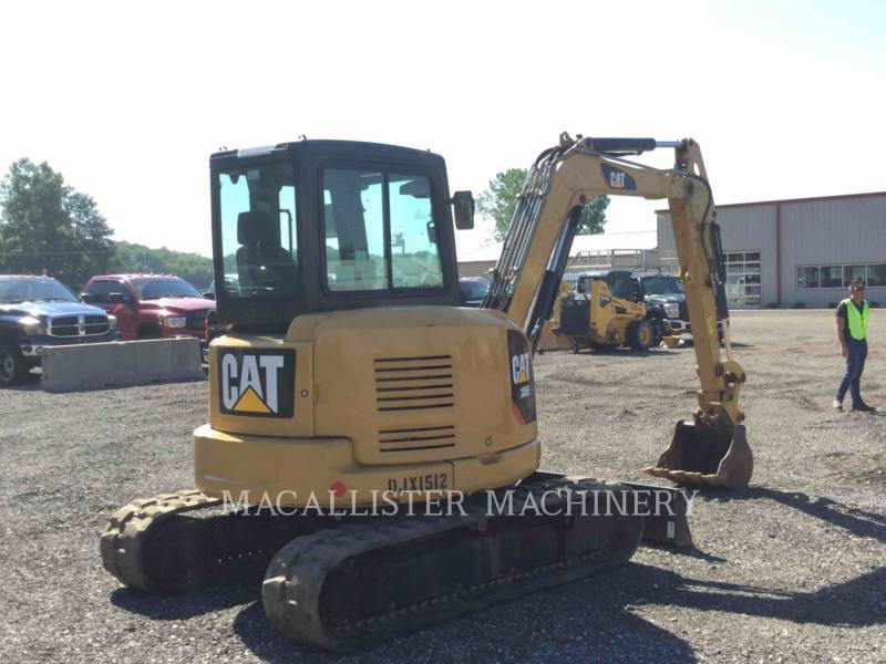 CATERPILLAR EXCAVADORAS DE CADENAS 305E equipment  photo 3