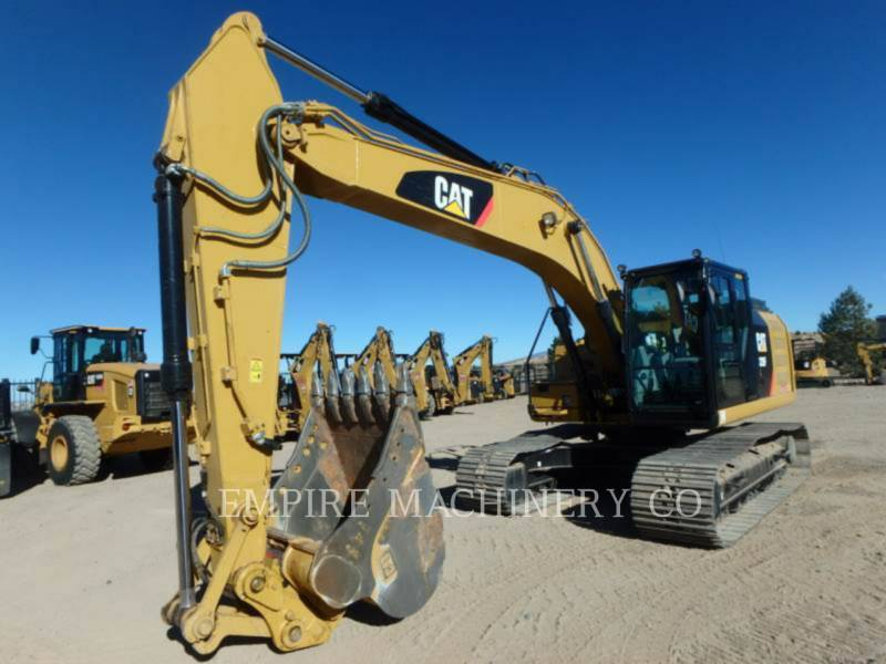 CATERPILLAR TRACK EXCAVATORS 320FL    P equipment  photo 4