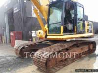 KOMATSU LTD. KETTEN-HYDRAULIKBAGGER PC200 equipment  photo 5