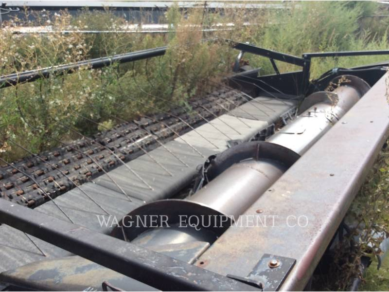 GLEANER TRACTEURS SUR PNEUS - FAUCHEUSE-ANDAINEUSE P13 equipment  photo 4