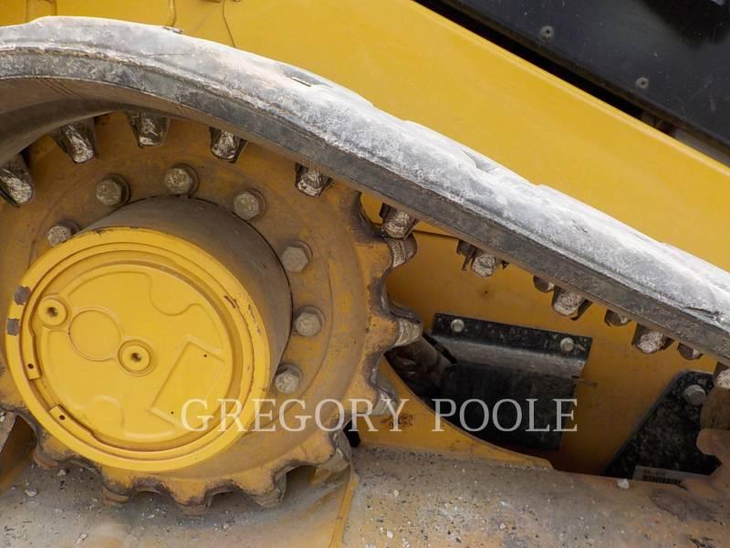 CATERPILLAR CARGADORES MULTITERRENO 289C2 equipment  photo 21