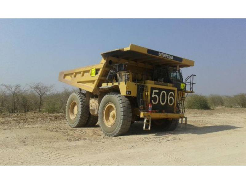 CATERPILLAR MINING OFF HIGHWAY TRUCK 777DLRC equipment  photo 7