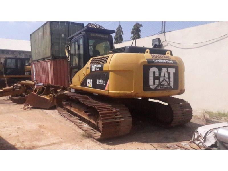 CATERPILLAR EXCAVADORAS DE CADENAS 319DL equipment  photo 5