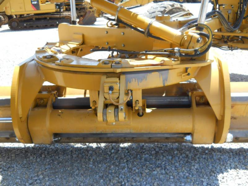 CATERPILLAR BERGBAU-MOTORGRADER 140M2 equipment  photo 16