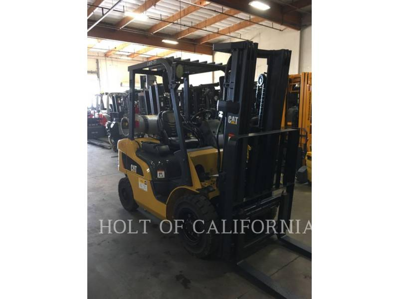 CATERPILLAR MITSUBISHI FORKLIFTS P5000-LE equipment  photo 2