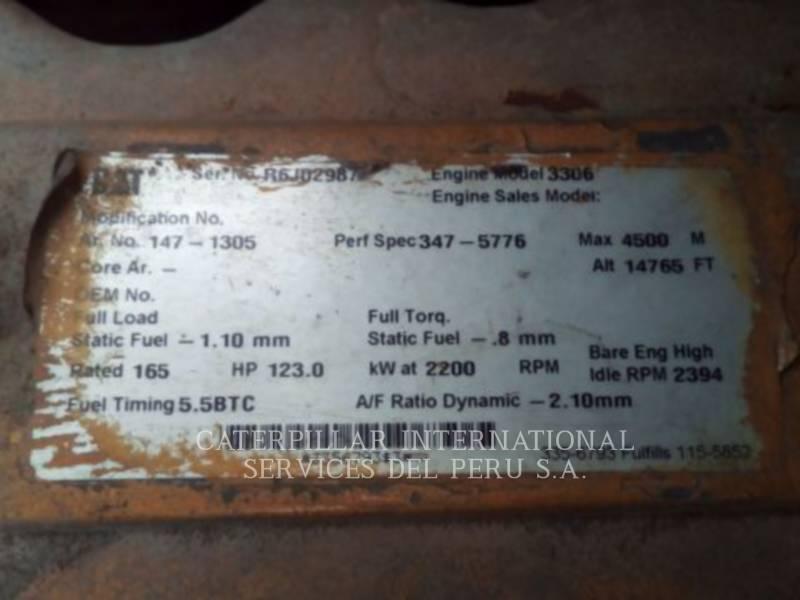 CATERPILLAR UNDERGROUND MINING LOADER R1300G equipment  photo 19