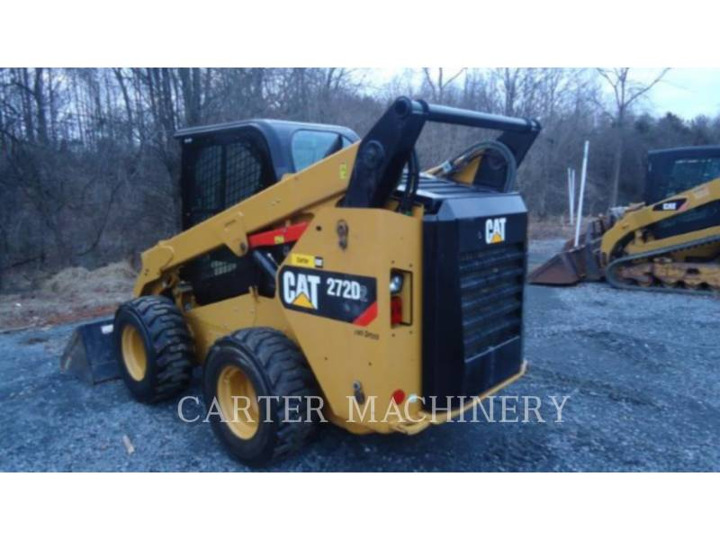 CATERPILLAR CHARGEURS COMPACTS RIGIDES 272D2 AC equipment  photo 3
