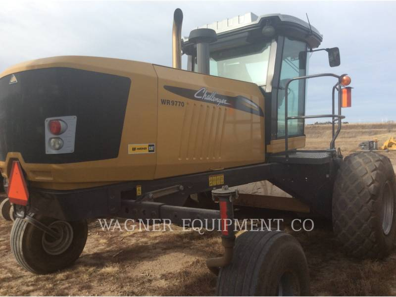 AGCO AG HAY EQUIPMENT WR9770 equipment  photo 4