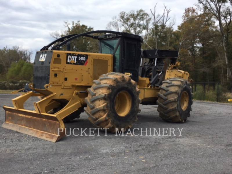 CATERPILLAR FORSTWIRTSCHAFT - HOLZRÜCKER 545D equipment  photo 1