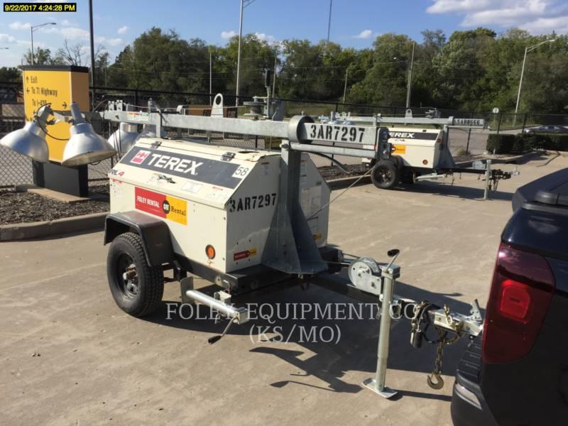 TEREX CORPORATION LIGHT TOWER RL4 equipment  photo 3