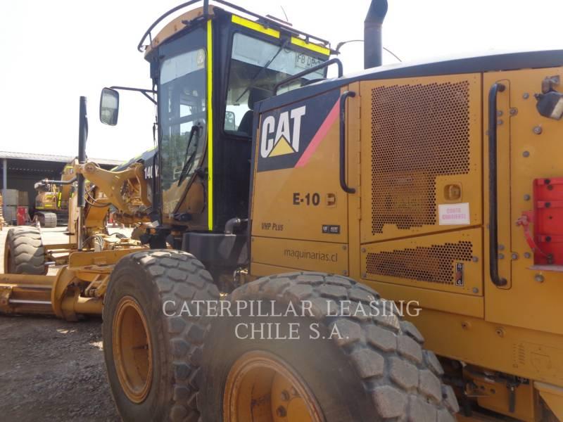 CATERPILLAR MOTONIVELADORAS PARA MINERÍA 140M equipment  photo 1