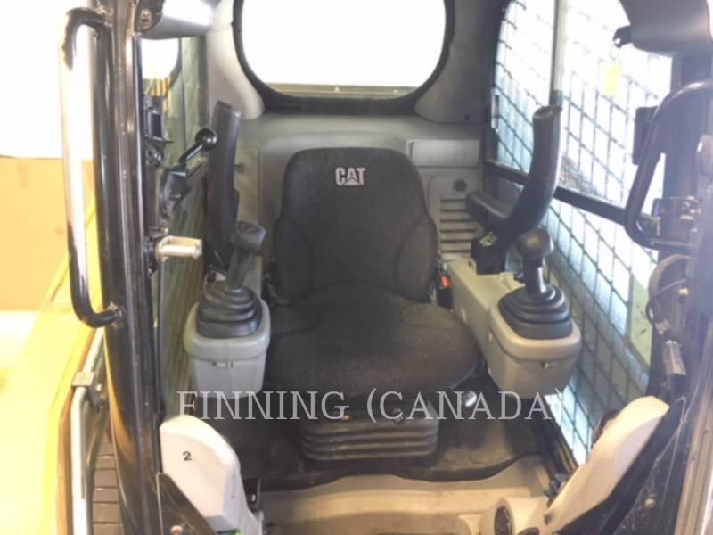 CATERPILLAR 多様地形対応ローダ 277C equipment  photo 3