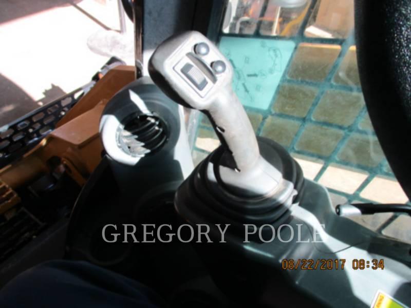 CATERPILLAR CARGADORES MULTITERRENO 299D2 equipment  photo 17