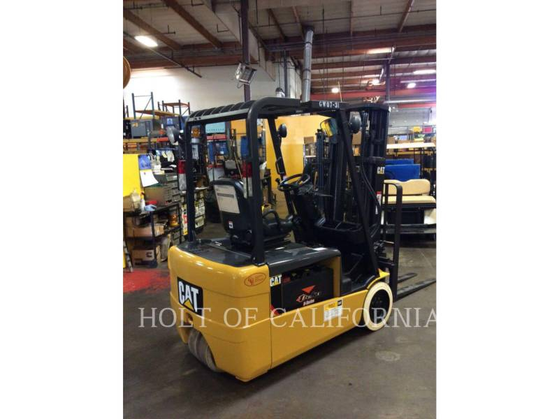 CATERPILLAR MITSUBISHI FORKLIFTS ET4000-48V equipment  photo 3