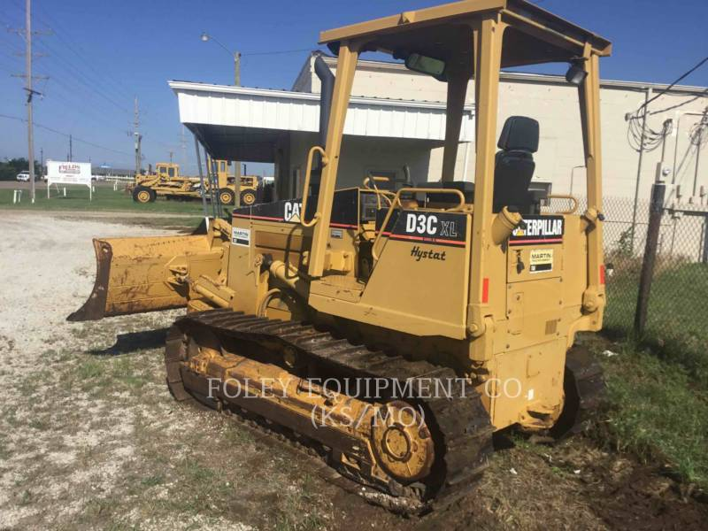 CATERPILLAR TRACK TYPE TRACTORS D3CIIIXL equipment  photo 4
