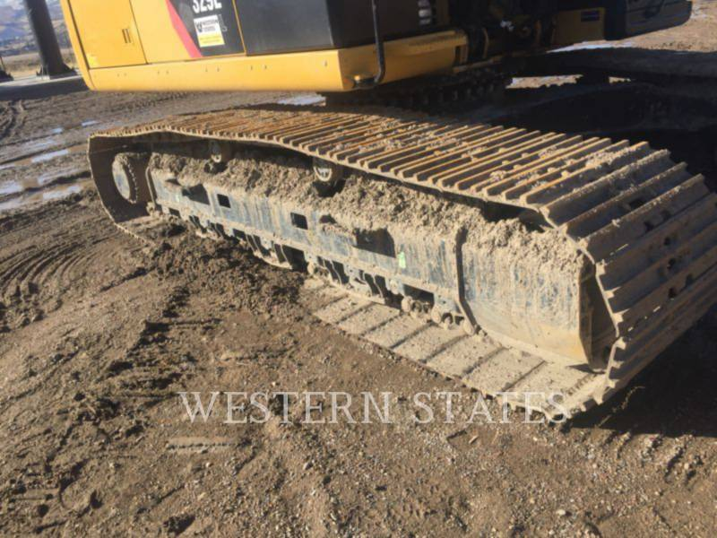 CATERPILLAR KETTEN-HYDRAULIKBAGGER 329E equipment  photo 7