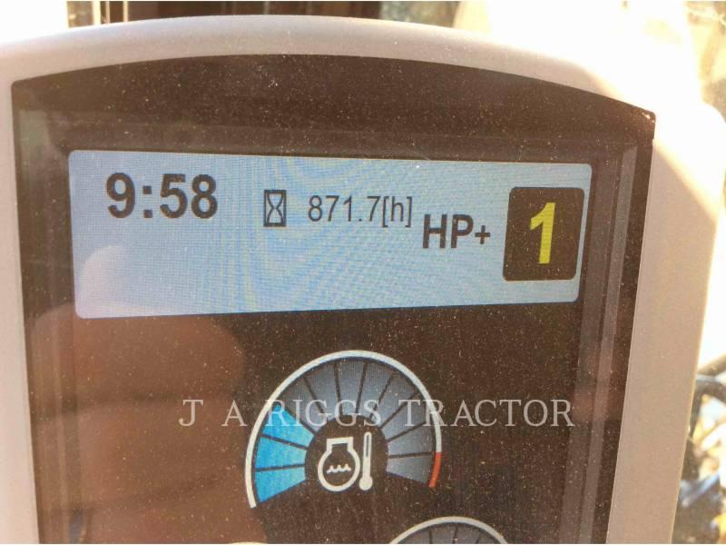 CATERPILLAR TRACK EXCAVATORS 312E 9 equipment  photo 6