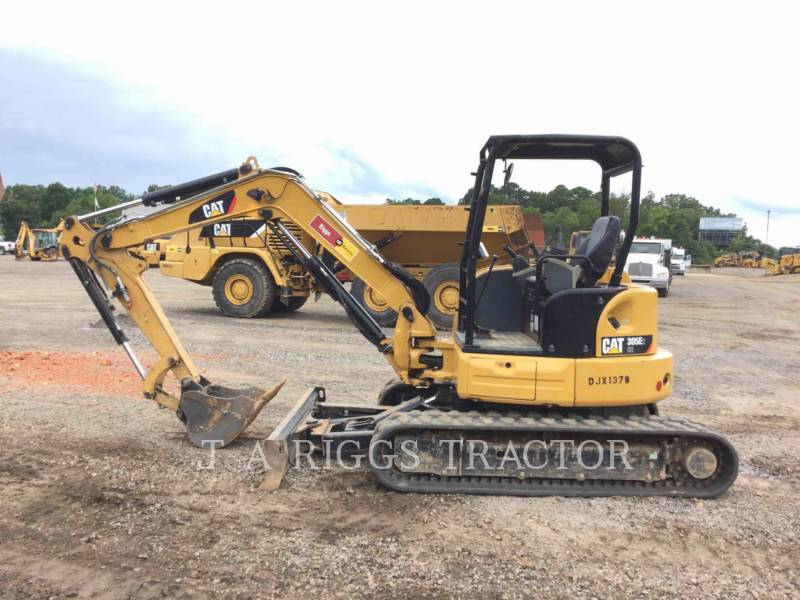 CATERPILLAR TRACK EXCAVATORS 305E equipment  photo 3