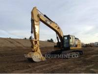 Equipment photo CATERPILLAR 329EL TRACK EXCAVATORS 1