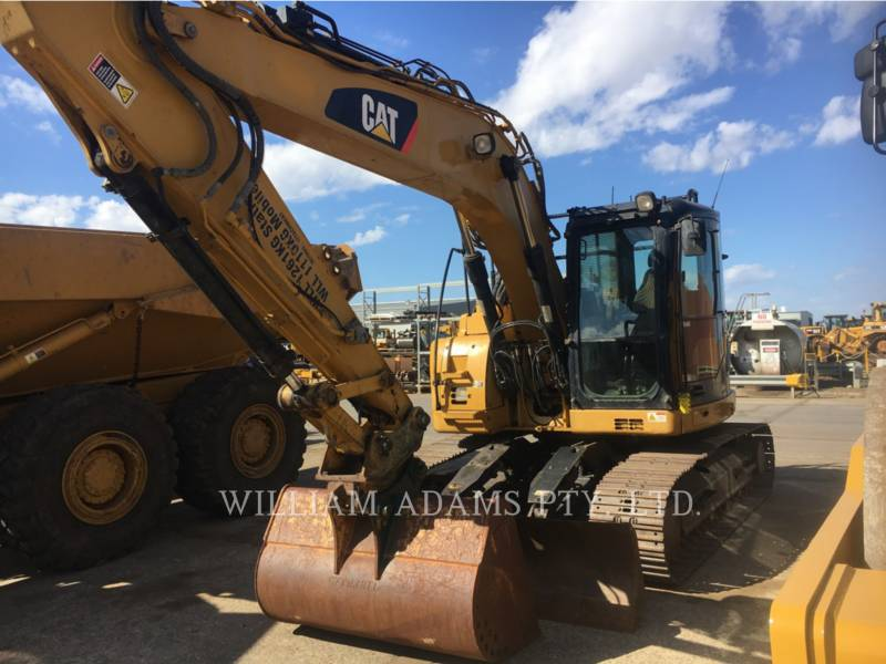 CATERPILLAR TRACK EXCAVATORS 314DCR equipment  photo 1