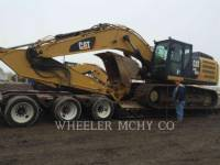 CATERPILLAR PELLES SUR CHAINES 336E L CFM equipment  photo 1