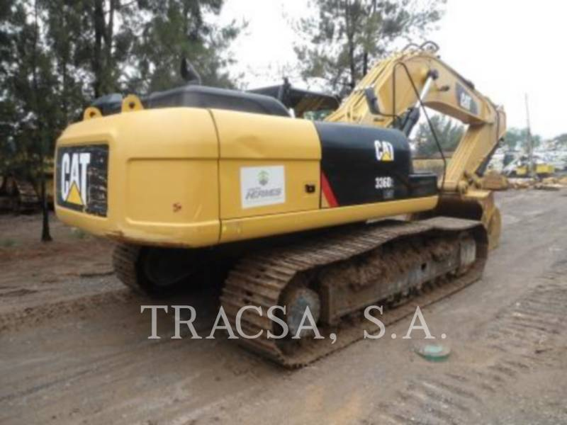 CATERPILLAR ESCAVATORI CINGOLATI 336D2L equipment  photo 4