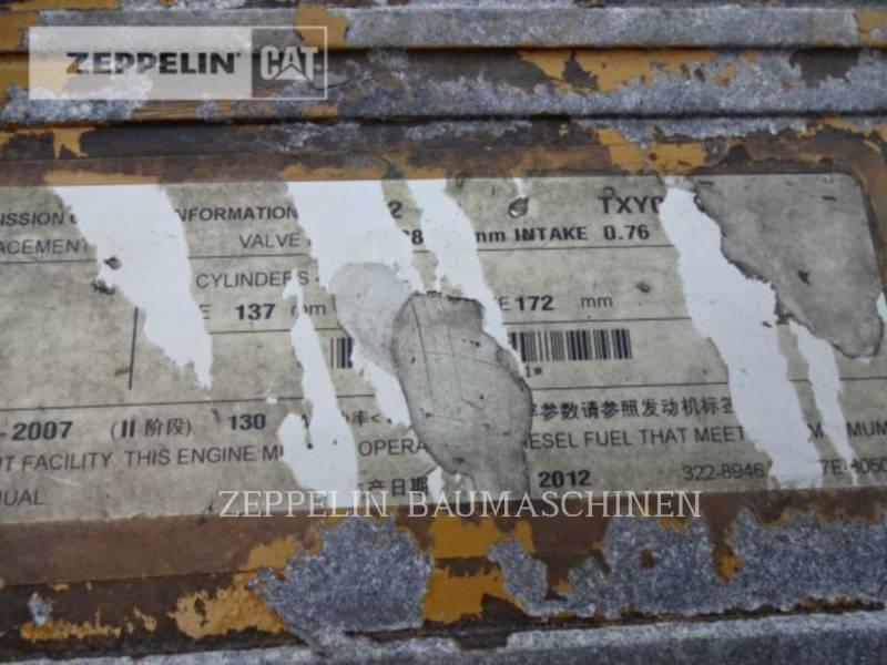 CATERPILLAR DUMPER ARTICOLATI 740B equipment  photo 24