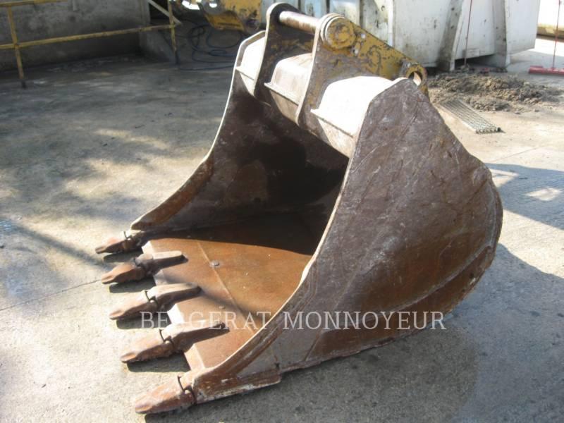 CATERPILLAR WHEEL EXCAVATORS M322D equipment  photo 14