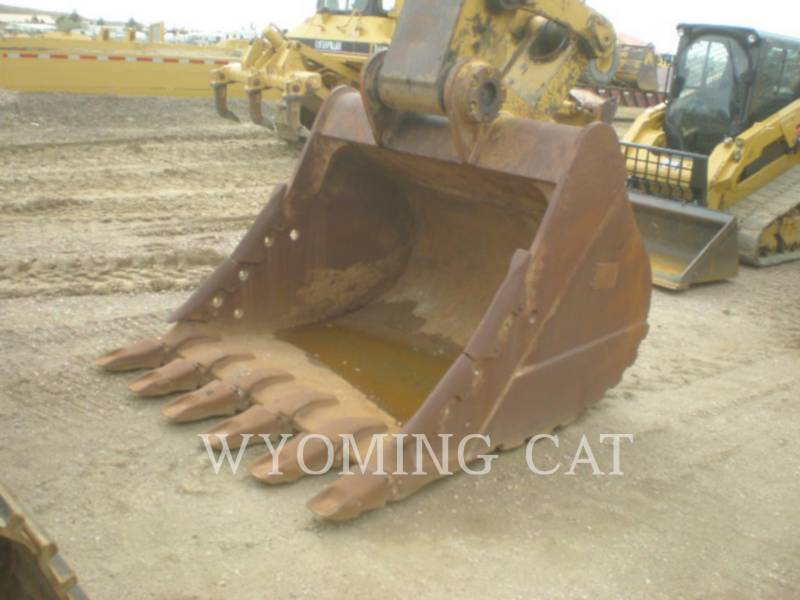 CATERPILLAR KETTEN-HYDRAULIKBAGGER 349EL equipment  photo 8
