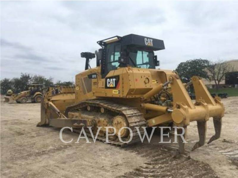 CATERPILLAR TRACTEURS SUR CHAINES D7E equipment  photo 2